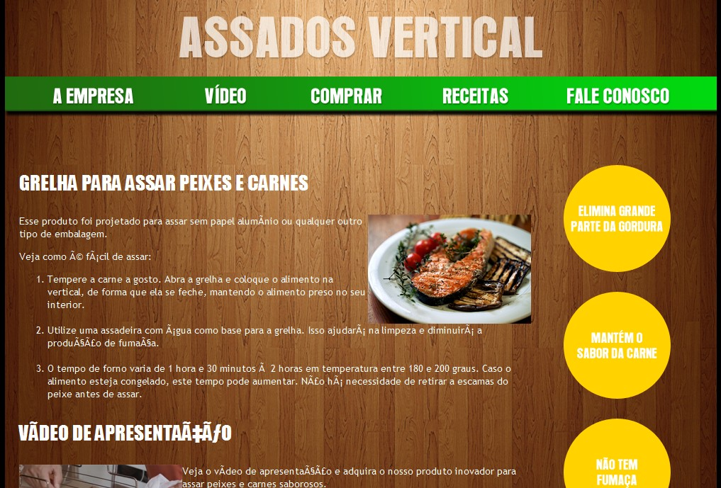Assados Vertical